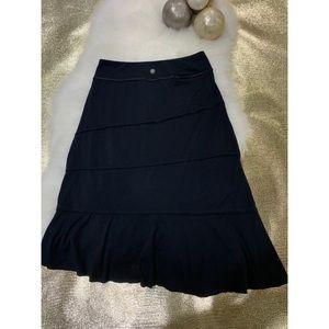 ATHLETA black Skirt size S